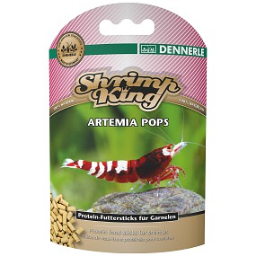 Dennerle - Shrimp King - Artemia Pops - 40 g