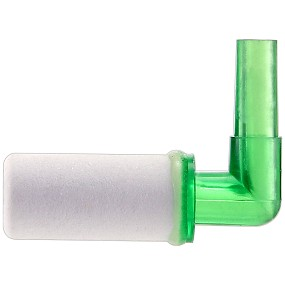 UP Aqua - CO2 Atomizer - gewinkelt - grün