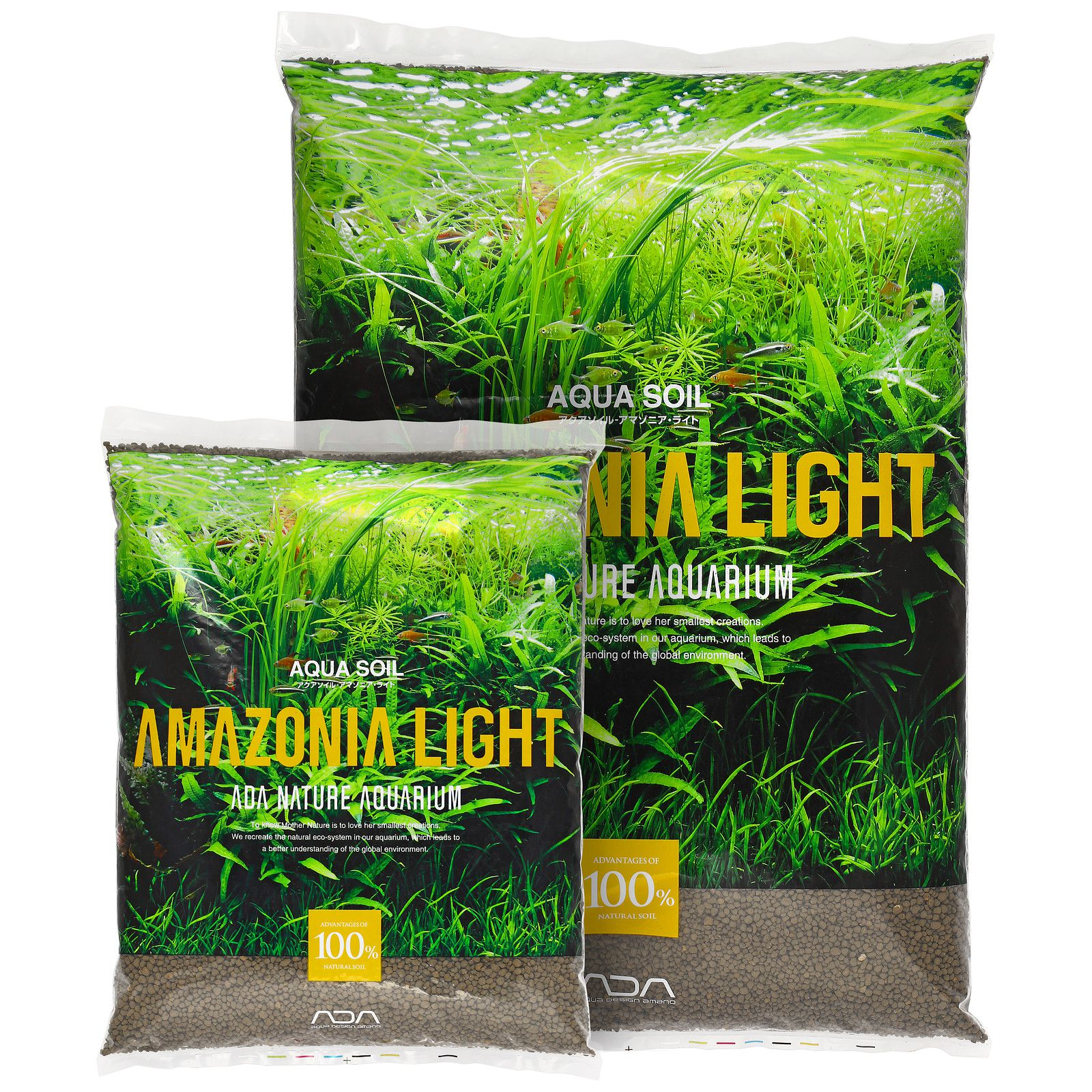 ADA - Aqua Soil - Amazonia Light