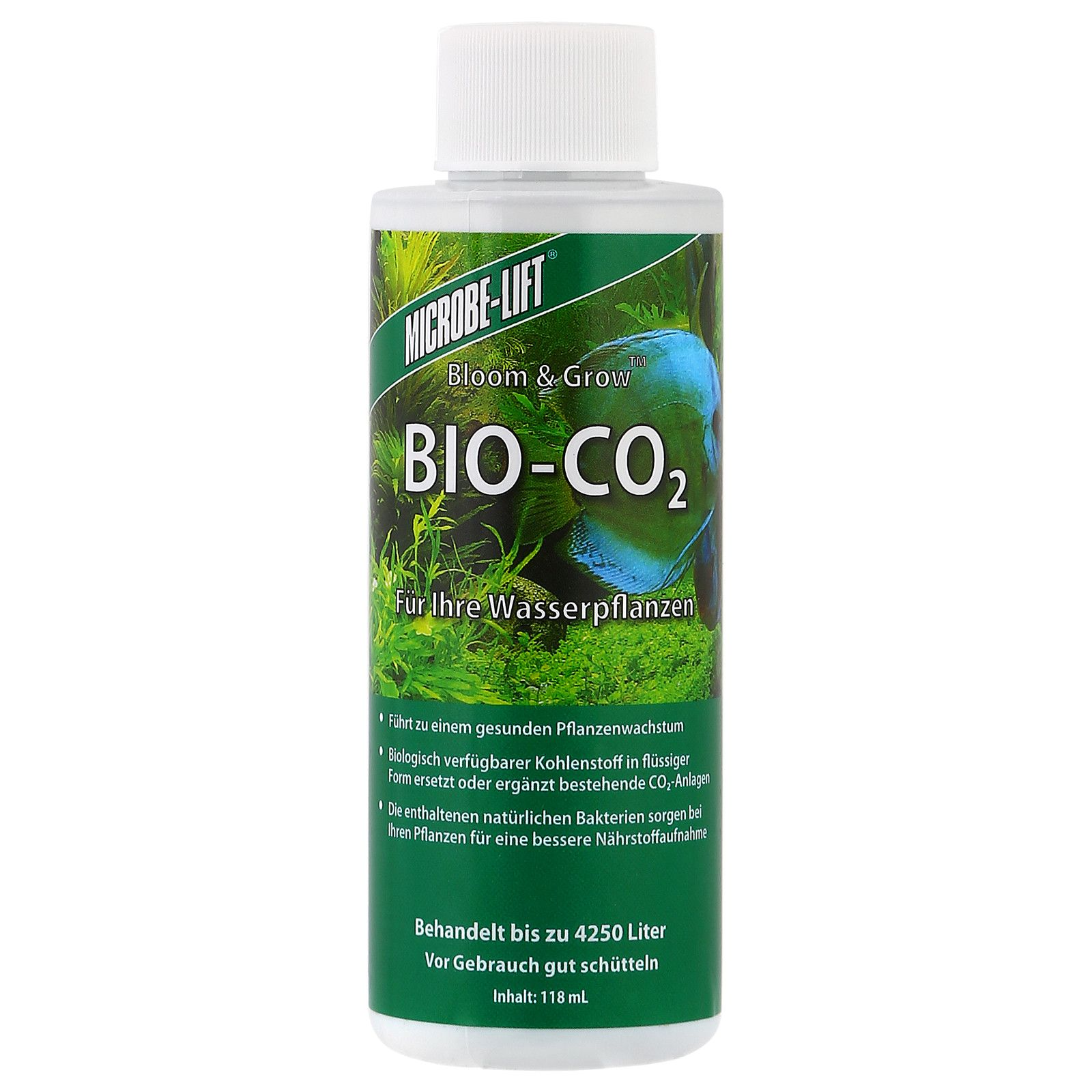 Microbe-Lift - Bio-Carbon - 118 ml