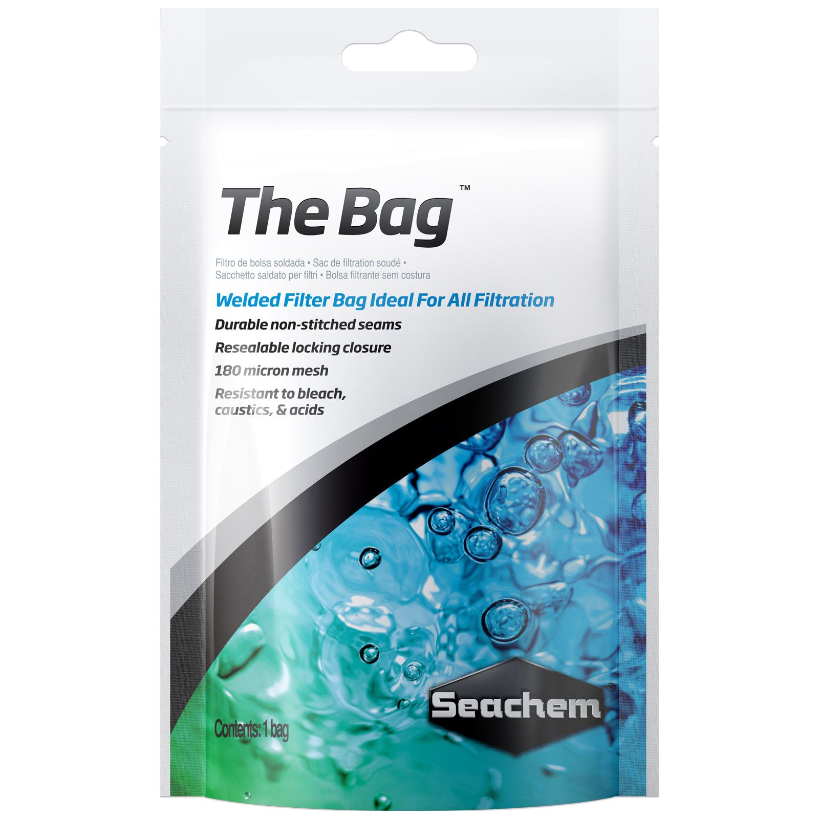 Seachem - The Bag - Filterbeutel