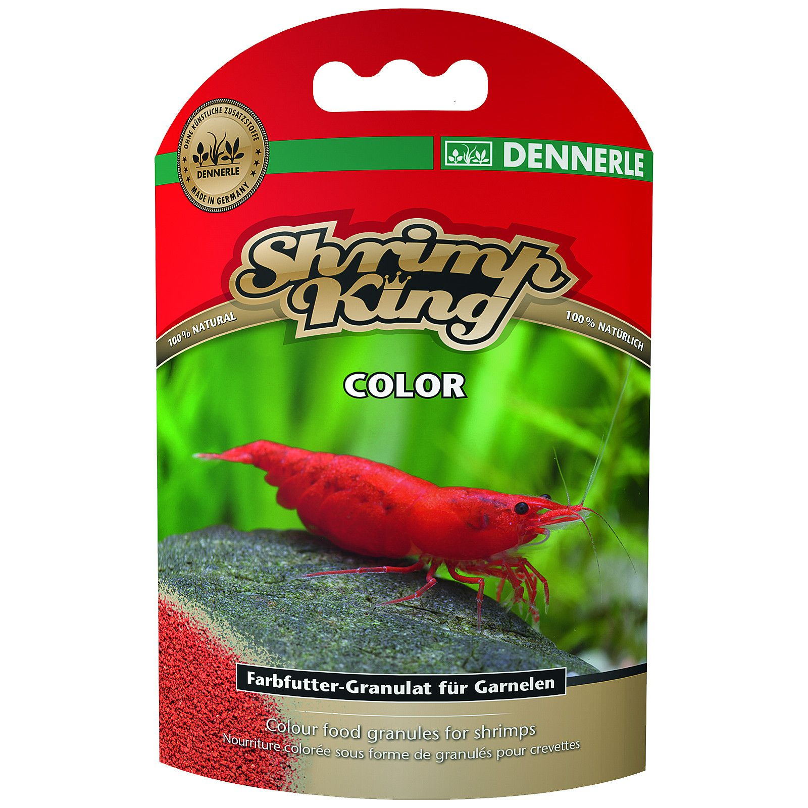 Dennerle - Shrimp King - Color - 35 g