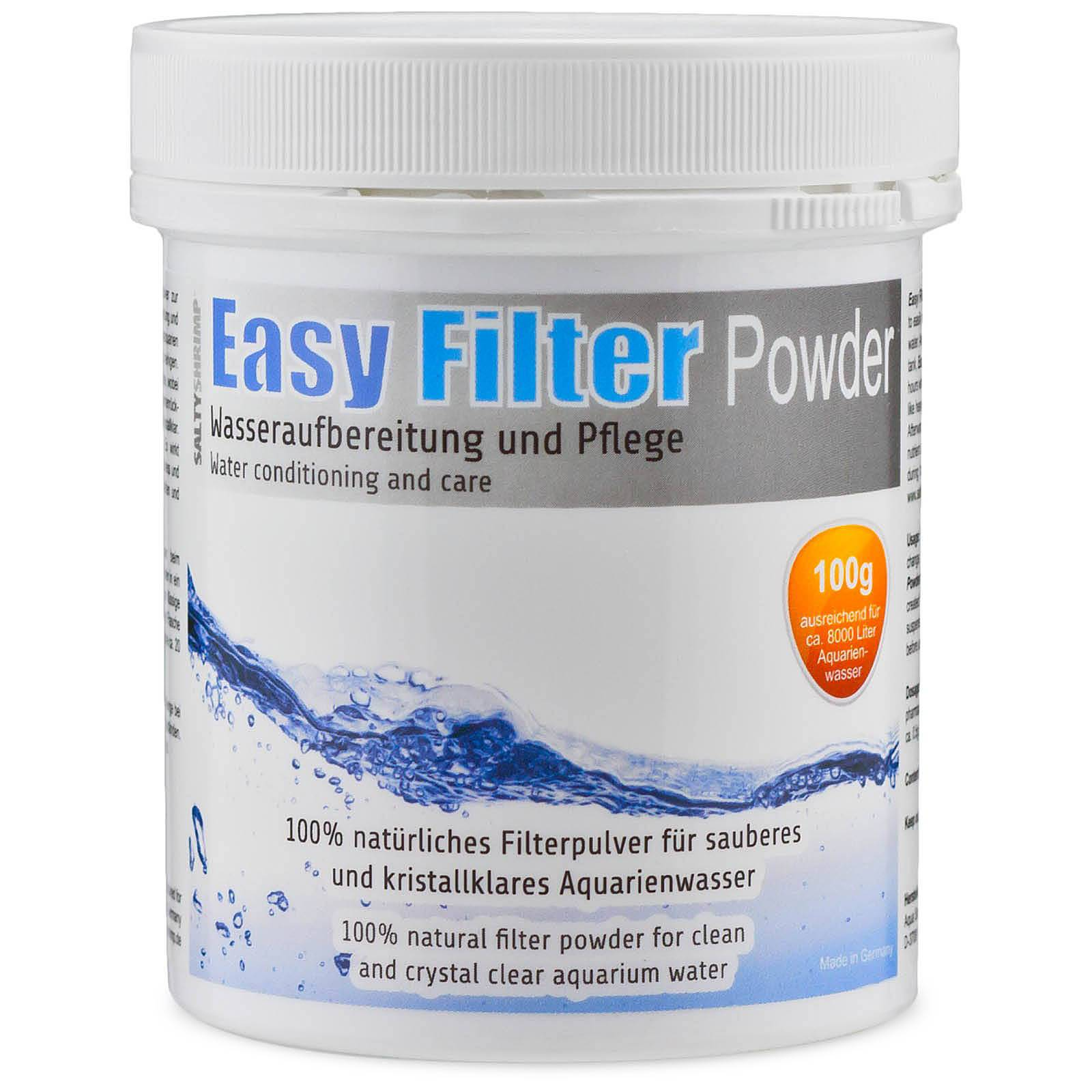 SaltyShrimp - Easy Filter Powder - 100 g