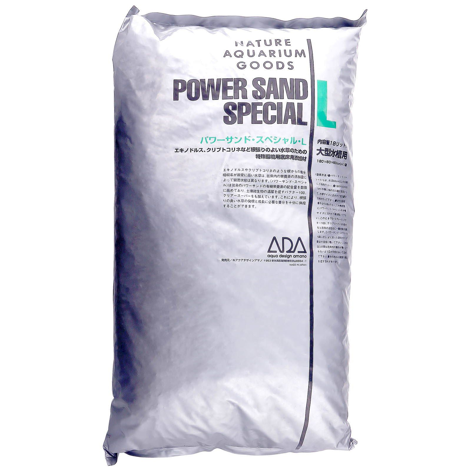 ADA - Power Sand Special - L - 18 l
