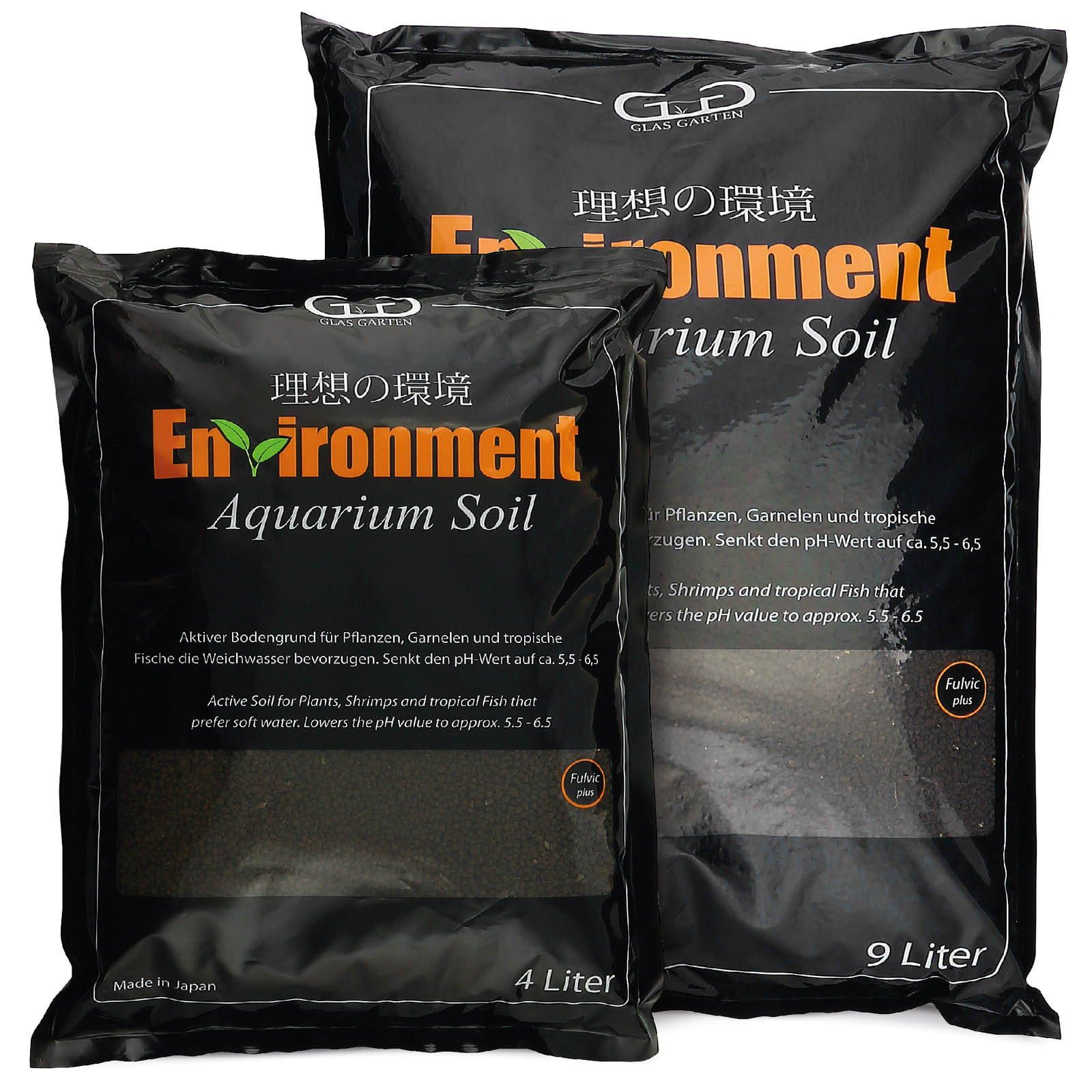 GlasGarten - Environment - Aquarium Soil - 4 l