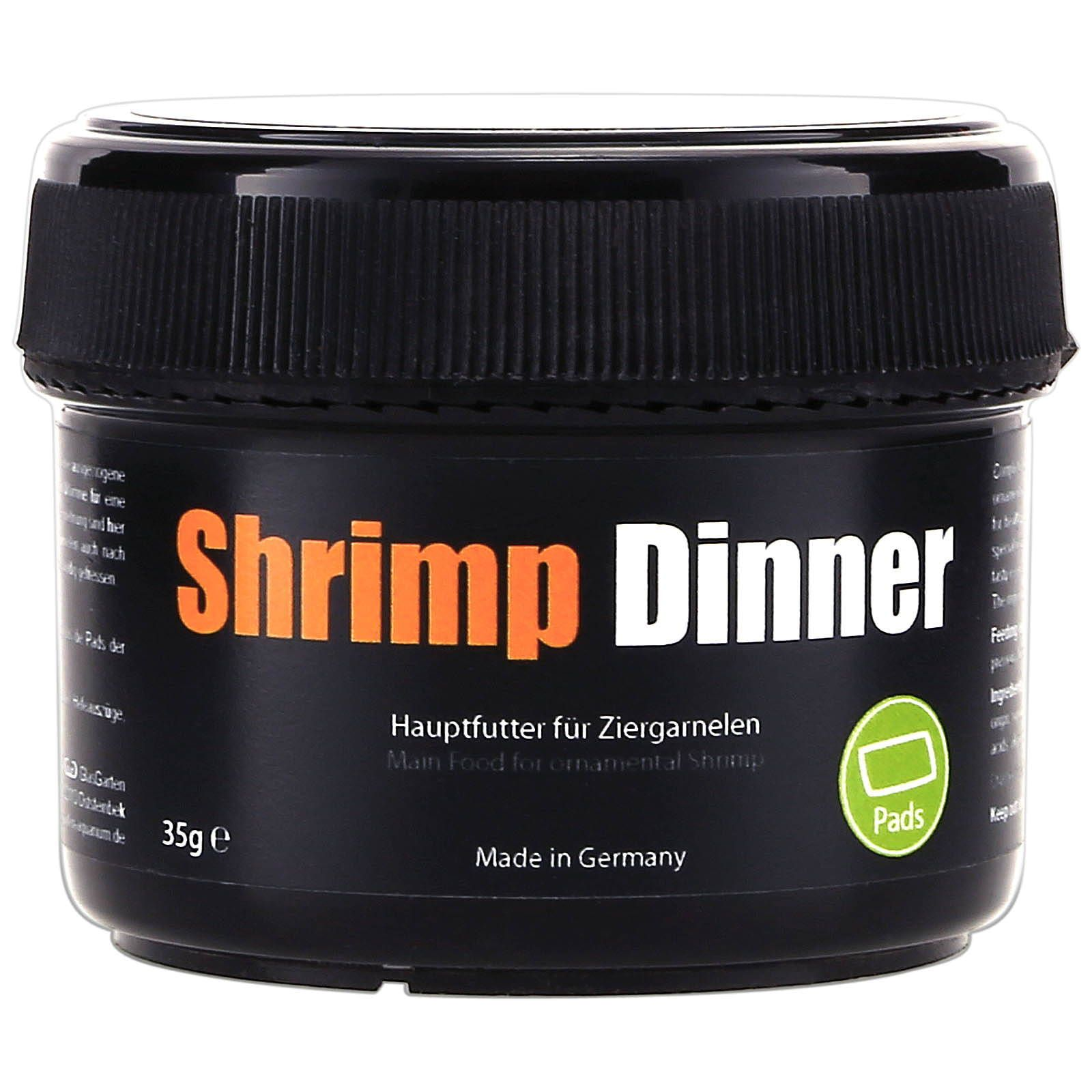 GlasGarten - Shrimp Dinner - Pads - 35 g