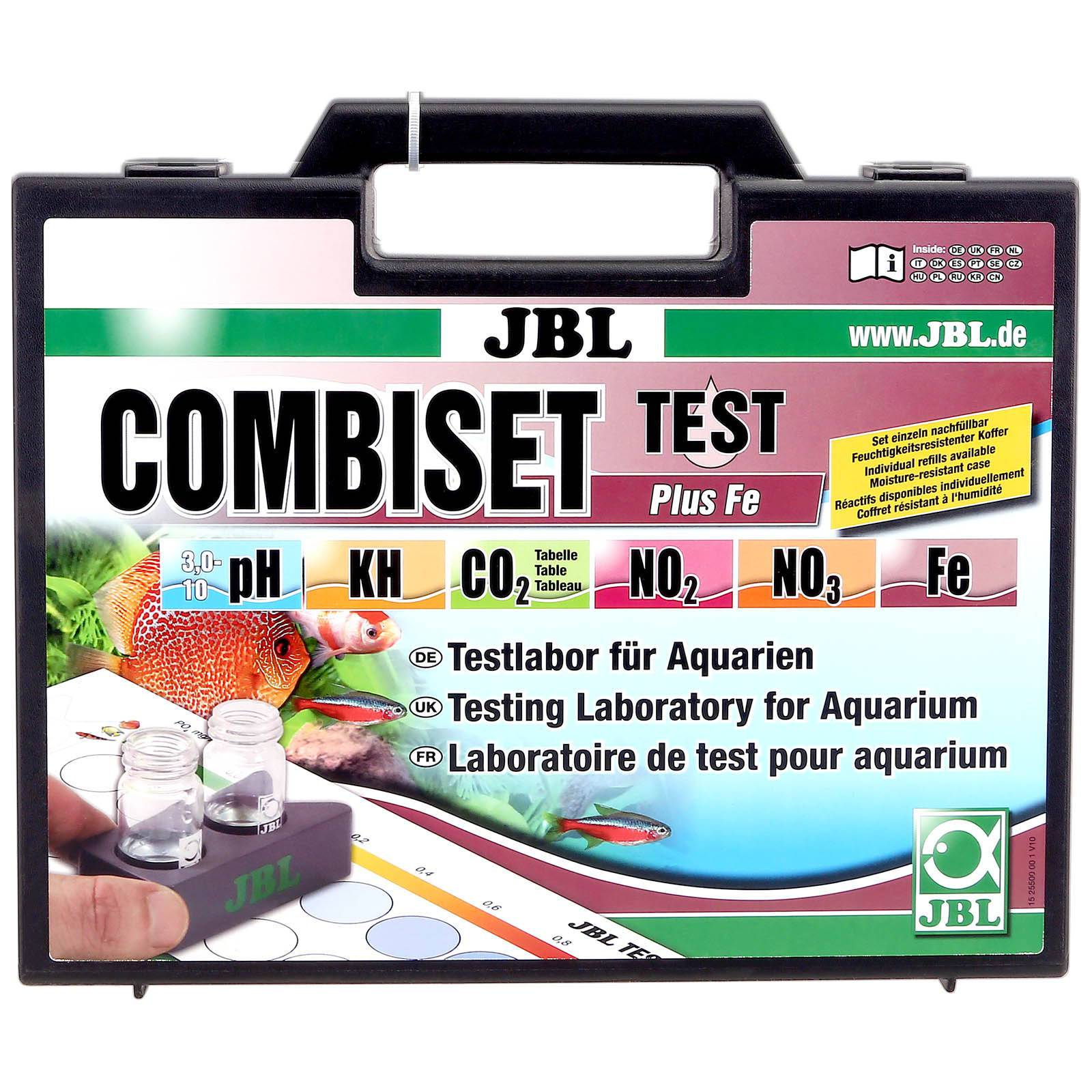JBL - Combi Test Set - Plus Fe