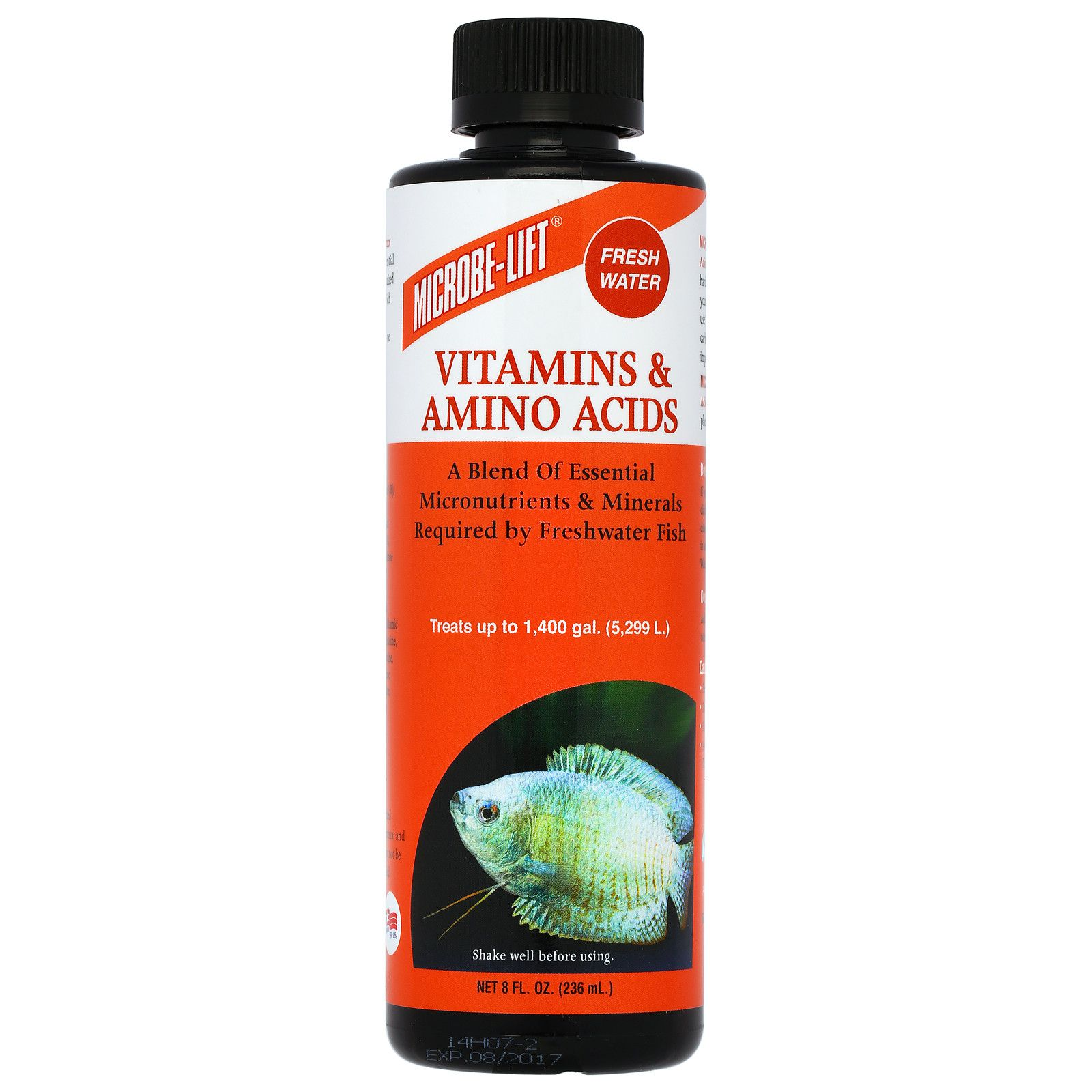 Microbe-Lift - Vitamins & Amino Acids - 473 ml