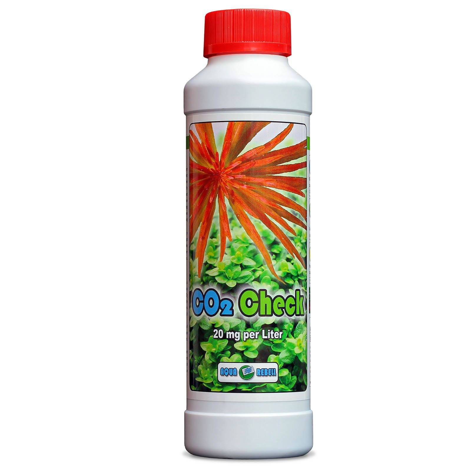 Aqua Rebell - CO2 Check - 30 mg/l - 250 ml