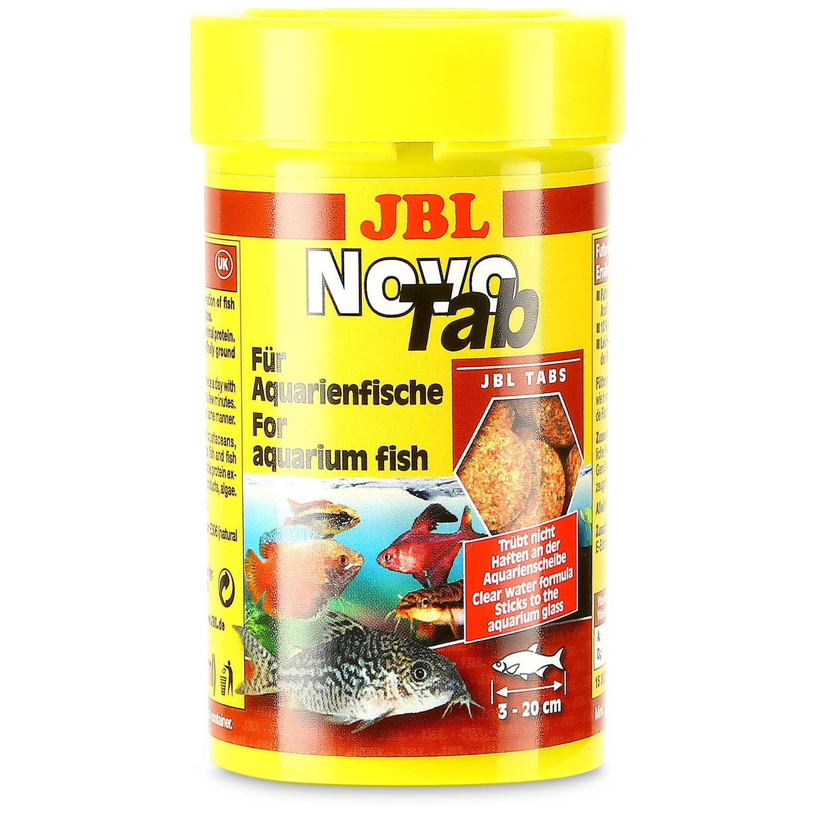 JBL - NovoTab - 100 ml