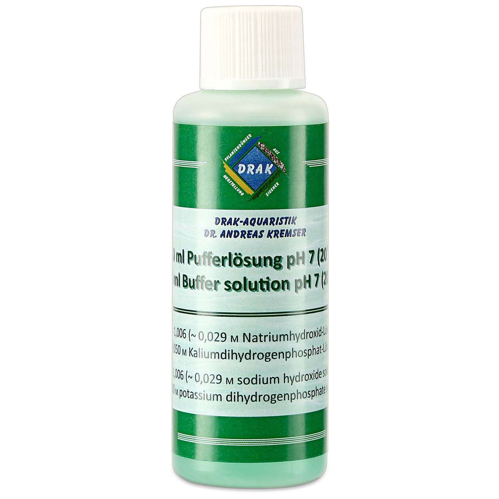 DRAK - Pufferlösung pH 7 - 100 ml