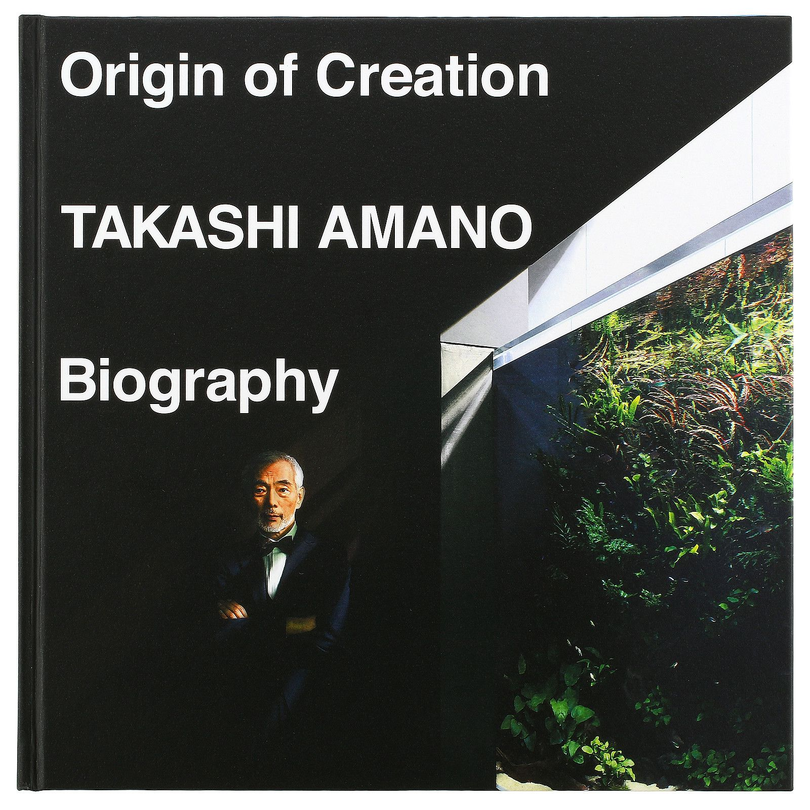 ADA - Takashi Amano Biography - Origin of Creation