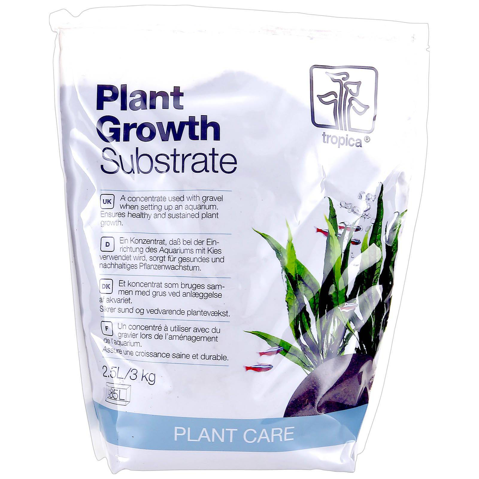 Tropica - Plant Growth Substrate - 2,5 l