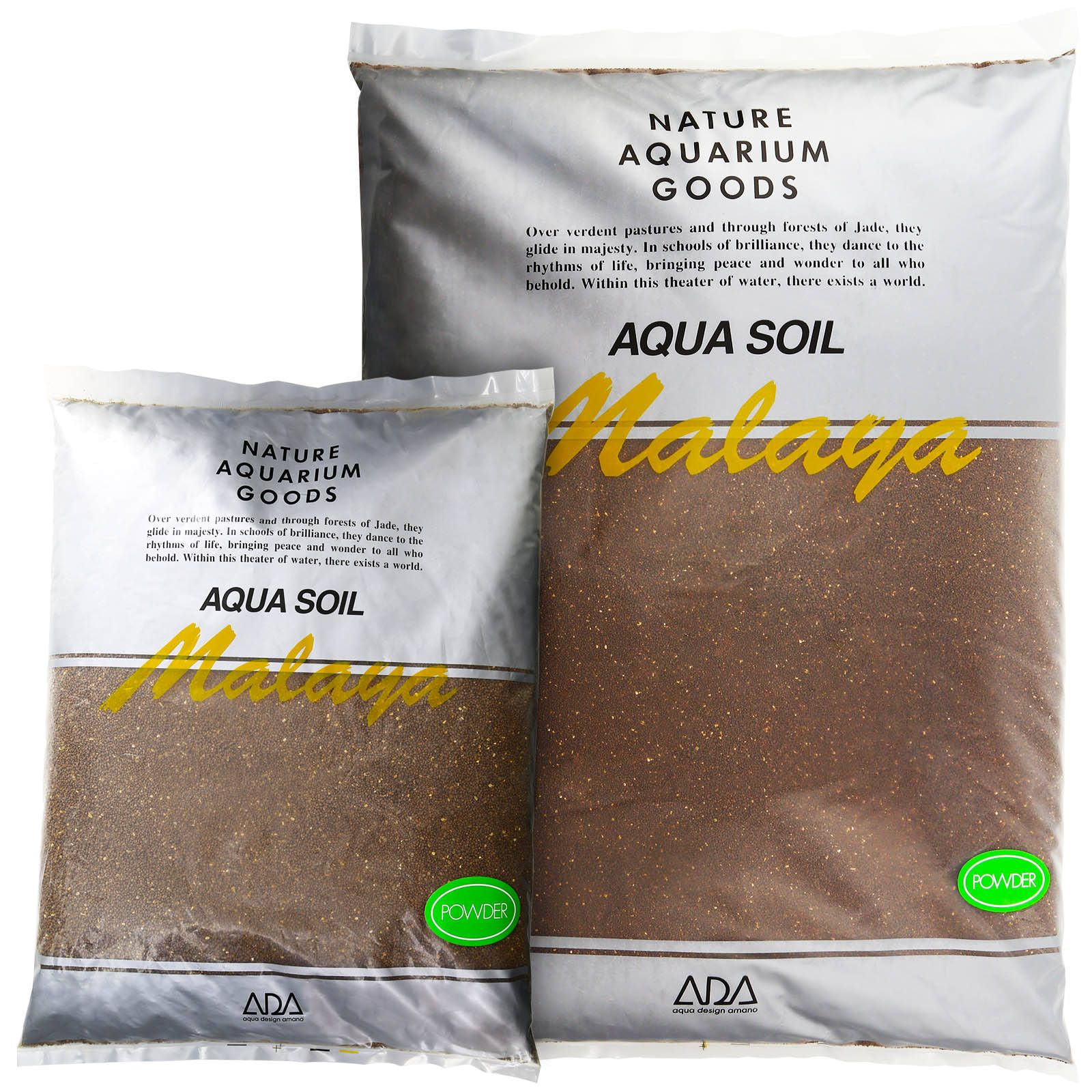 ADA - Aqua Soil - Malaya Powder