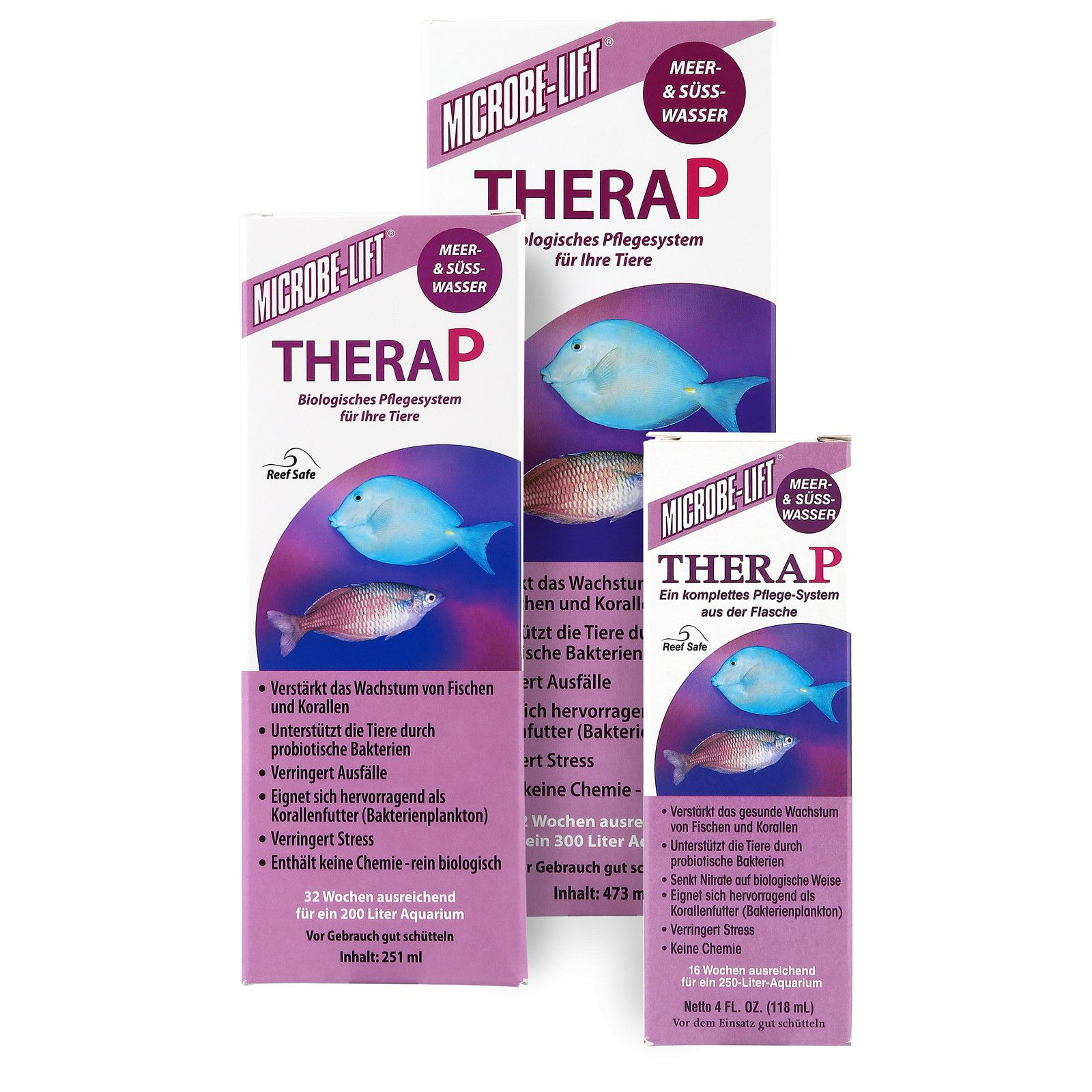 Microbe-Lift - Thera-P - 473 ml